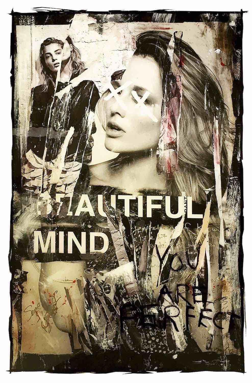 Beautiful Mind by Richard Guaty